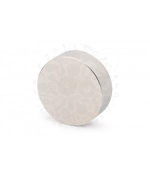 Неодимовый магнит диск 45х15 мм (60кг)