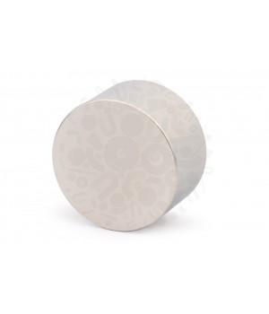 Неодимовый магнит диск 45х25 мм (80кг)