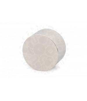 Неодимовый магнит диск 50х30 мм (110кг)