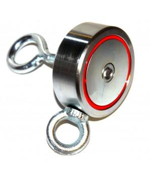 Поисковый магнит F200x2 (двухсторонний)