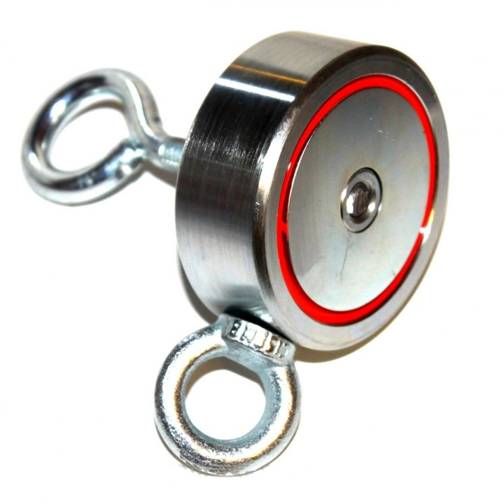 Купить поисковый магнит F200x2 (двухсторонний)