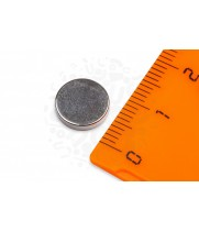 Неодимовый магнит диск 10х2 мм (0,5кг)
